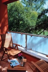 Balkon - soba SUPERIOR