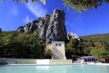 Vanjski termalni bazen