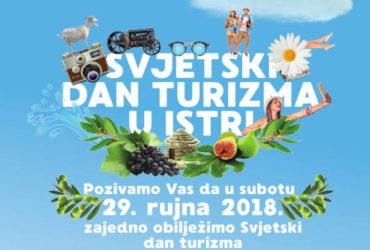 Svjetski dan turizma 29.09.2018.
