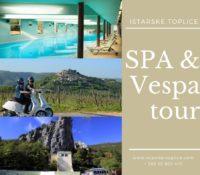 SPA & VESPA TOUR