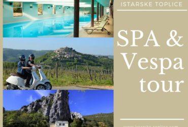 (Hrvatski) SPA & VESPA TOUR
